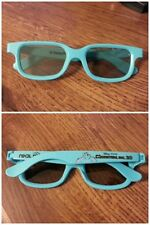 Monsters inc Blue 3D Glasses from US Brand New & Sealed