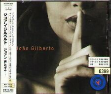 Joao Gilberto - Joao Voz E Violao - Japan CD - 10Tracks João Gilberto