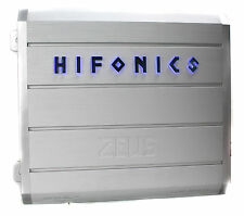Hifonics ZEUS ZRX616.4 600W 4 Channel Car Amplifier Power Amp Audio ZRX6164