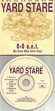 THOUSAND YARD STARE 0 A.E.T. No Score After 2 UNRELASED PROMO DJ CD Single 1,000