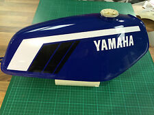 YAMAHA DT175MX  DECAL SET For Tank & Side Panels