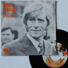 """Vinyle 45T Nino Ferrer  """"Viens tous les soirs"""""""