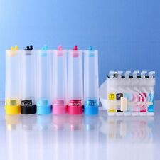 T0791 CISS bulk ink system for Eps Stylus Photo 1400 Artisan 1430 with ARC