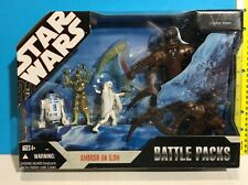 STAR WARS AMBUSH ON ILUM BATTLE PACK 30th ANN COLLECTION *SHIPS WORLDWIDE*