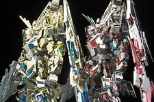 Bandai HG 1/144 Unicorn Gundam 03 Phenex GFT Limited Gold & Silver Coating Set