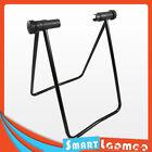 Bike Wheel Stand Bicycle Floor Storage Foldable Repair Rack Hub