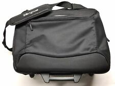 "Targus Metro Rolling Briefcase 16"" Wheeled Laptop Notebook Case"