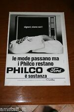 BM24=1972=PHILCO TV TELEVISORE TELEVISIONE=PUBBLICITA'=ADVERTISING=WERBUNG=
