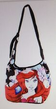 Loungefly Disney THE LITTLE MERMAID ARIEL SKETCH HOBO BAG Handbag Tote NEW