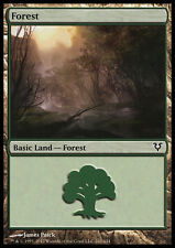 MTG 2x FOREST - FORESTA FOIL: ESPANSIONE A CASO - MAGIC