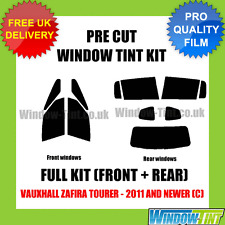 VAUXHALL ZAFIRA TOURER 2011+ (C) FULL PRE CUT WINDOW TINT KIT