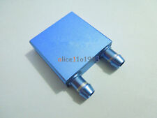 40x40x12mm Aluminum Water Cooling Cooler Heatsink For CPU LED TEC1-12706  22