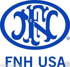 FN Herstal USA FNH Weapons Combat Sticker BLUE Decal Tactical Rifle SCAR FS2000