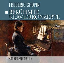CD Chopin Celebre Concerti per pianoforte con Arthur Rubinstein
