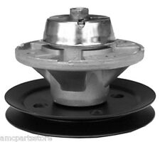 Spindle Assembly With Pulley Replaces John Deere AM121342 AM121229