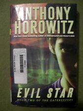 ANTHONY HOROWITZ EVIL STAR 2006 SOFTCOVER BOOK 2 OF THE GATEKEEPERS