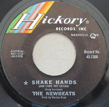 The Newbeats – Shake Hands (And Come Out Crying), Vinyl, 45rpm, 1966, Near Mint
