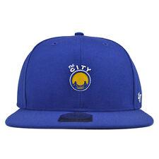 Golden State Warriors CENTERFIELD Mini Logo Snapback 47 Captain NBA Hat
