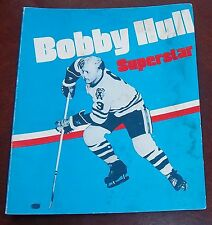 Bobby Hull Super Star by Scott Young EMC Corporation 1974 1 of 4 books