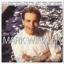 Best of Mark Winkler: Garden of Earthly Delights Smooth Jazz CD (2003 Varese)