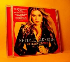 CD Kelly Clarkson All I Ever Wanted 14 TR 2009 Soft Rock, Pop Rock, Ballad