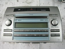 Toyota Corolla Verso radio CD MP3 player unit 86120-0F030 used 2008