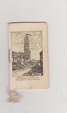 PETIT ALMANACH/MINI CALENDRIER/MICHEA/PATISSIER BEAUNE-BASILIQUE D'ALBERT-1920