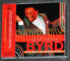 BOBBY BYRD  Bobby Byrd Got Soul - Best Of CD 1995 Polydor Japan MINT James Brown