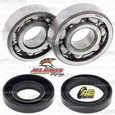 All Balls Crank Shaft Mains Bearings & Seals Kit For Yamaha YZ 80 2001 Motocross