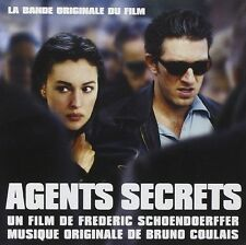 AGENTS SECRETS (BOF) - COULAIS BRUNO (CD)