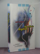 1st HB, signed, Artificial Reality 2: Devish is Digital by Pat Cadigan (2001)
