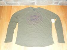 LUCKY JEANS THERMAL LONG SLEEVE SHIRT STURGIS SD OUTLAW 1957 MOTORYCYCLE SIZE XL