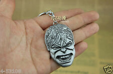 The avengers alliance hulk alloy keychain marvel pendant Gift Quality A+++