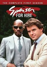 Spenser: For Hire - The Complete First Season 1 (DVD, 6 Discs) Ships FIRST CLASS