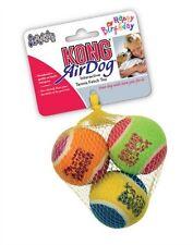 Kong Medium Birthday Air Squeaker Balls Medium New with Tags Free Shipping
