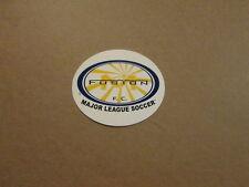 MLS Miami Fusion Vintage Defunct 1998 Team Logo Sticker