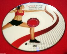 TURBO FIRE - STRETCH 40 CLASS + STRETCH 10 CLASS - DVD - BRAND NEW