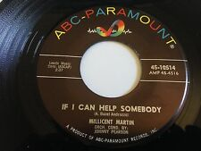 """Millicent Martin - If I Can Help Somebody / In The Summer Of His Years 7"""" 45 RPM"""