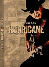 "PERSONALLY AUTOGRAPHED The Book, HURRICANE, by musician Roger ""Hurricane"" Wilson"
