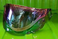 Arai Vas V Visier Miroir Iridium RX-7V RX- 7X Corsair X Pinned for Max Vision