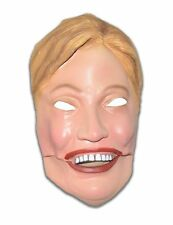 Hillary Clinton Mask Moving Face Mouth Latex Democratic Presidential Candididate