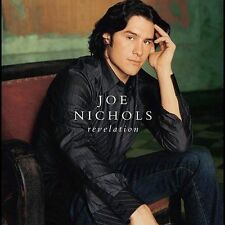 REVELATION BY JOE NICHOLS (CD, JUNE-2004, UNIVERSAL SOUTH RECORDS) NEW