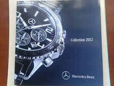 MERCEDES-BENZ Brochure Catalogue Catalogo Book MAGAZINE Libro COLLECTION 2012