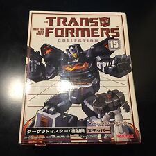 TRANSFORMERS TAKARA 15 STEPPER REISSUED G1 NIB SDCC NYCC