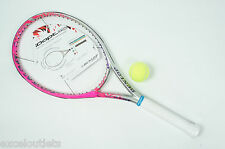 NEW! Dunlop iDapt Force 100 S w/ Firm Shock Sleeve 4 3/8 Tennis Racquet (#2882)