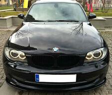 BMW SERIE 1 E87 2007 - 2011 GRIGLIA ANTERIORE MASCHERINA NERA