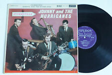 JOHNNY AND THE HURRICANES -Stormsville- LP London Mono