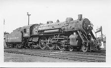 S174 RP 1947 B&A BOSTON & ALBANY RAILROAD  ENGINE #502 BOSTON MA