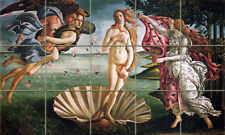 30 x 18 Birth of Venus Ceramic Mural Backsplash Bath Tile Decor #162