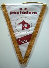 GAGLIARDETTO UFFICIALE U.S. PONTEDERA CALCIO pennant wimpel fanion